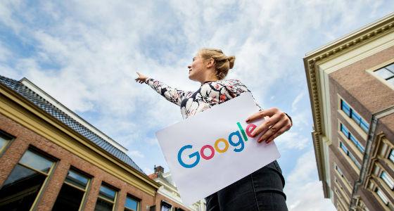 Zo kom je hoog in Google