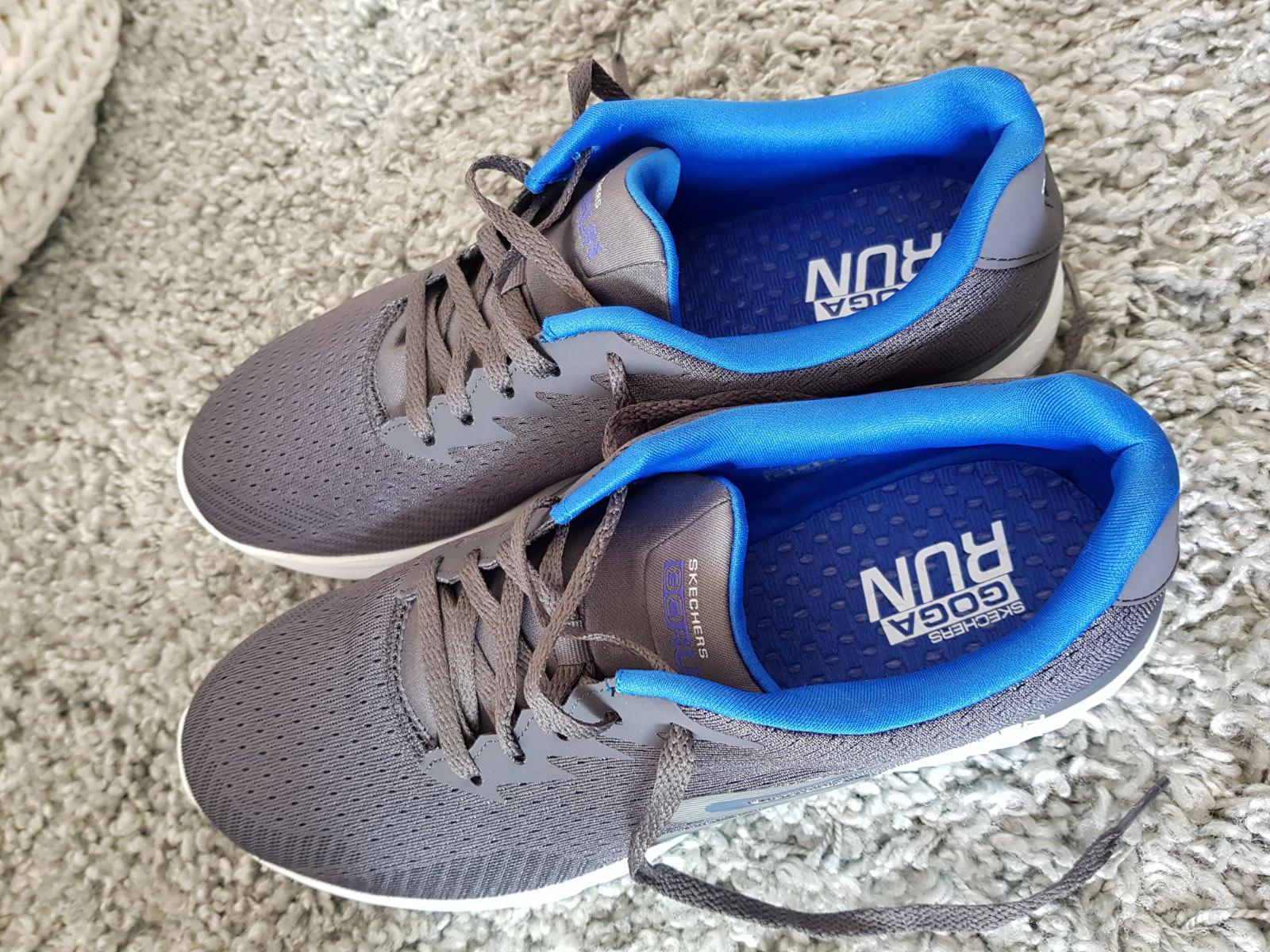 Schoenen voor de Roparun