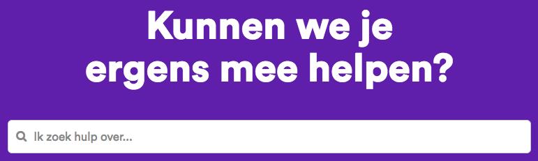 Mijndomein helpdesk.nl