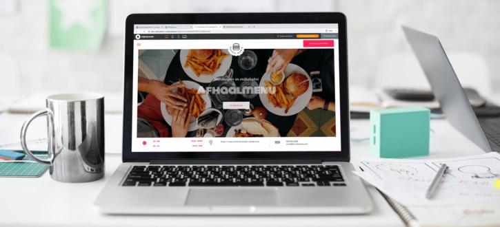 Maak een online doorstart met je restaurant via online